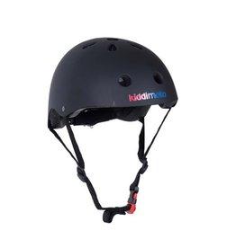 KiddiMoto Helmet - Mat - Black - S