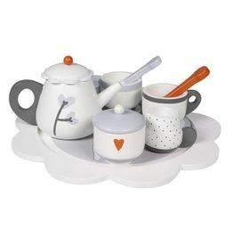 Tryco Wooden Tea Set