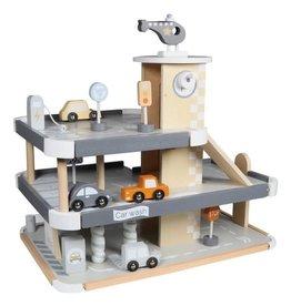 Tryco Wooden Parking Garage