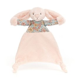 JellyCat Blossom Blush Bunny Comforter
