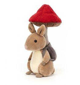 JellyCat Fungi Forager Bunny
