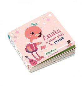 Lilliputiens Omkeerbaar boek: Anaïs / Marius (FR)