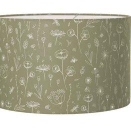 Little Dutch Hanglamp - Wild Flowers Olive