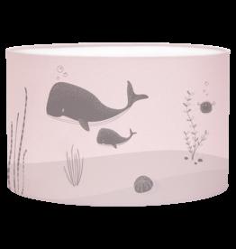 Little Dutch Hanglamp Silhouette Ocean Pink