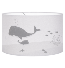 Little Dutch Hanglamp Silhouette Ocean Grey