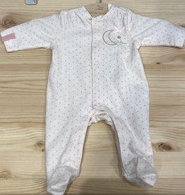 Noukie's Pyjama Rose Sterrenprint
