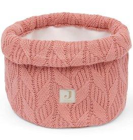 Jollein Basket Spring Knit Rosewood