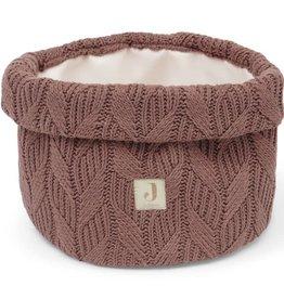 Jollein Basket Spring Knit Chestnut