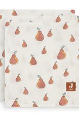 Jollein 3 hydrophilic multi cloths small Pear 70x70 cm