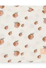 Jollein 2 Hydrophilic multi cloth Large - Peach - 115x115 cm