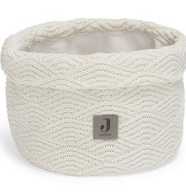 Jollein Commodemandje River Knit - Cream White
