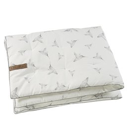 Mies & Co Boxkleed Little Dreams offwhite 80x100cm