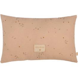 Nobodinoz Laurel Small Cushion Willow Dune 22x35