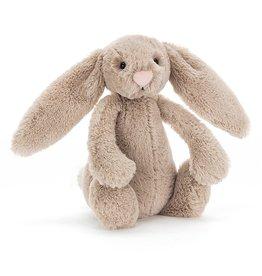 JellyCat Small Bashful Bunny Beige