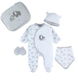 Noukie's Organic cotton maternity suitcase Z089380