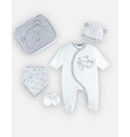 Noukie's Valise de maternité, blanc Z189381