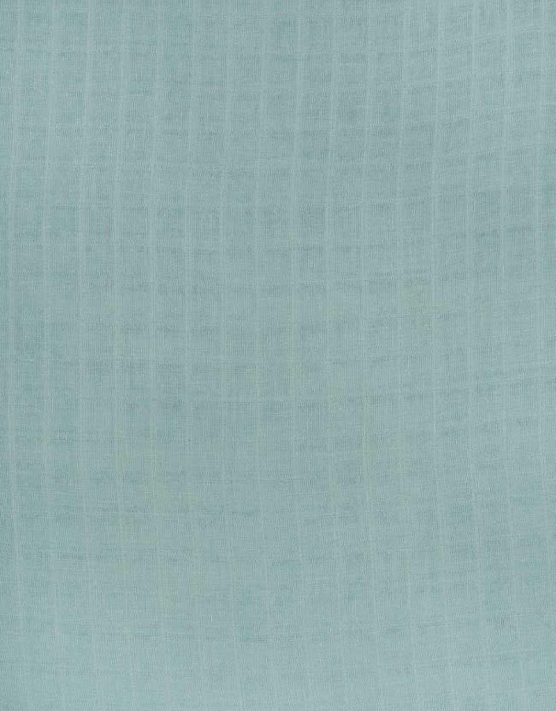 Jollein Hydrofiel multidoek - 115x115cm - Stone Green - 2 stuks