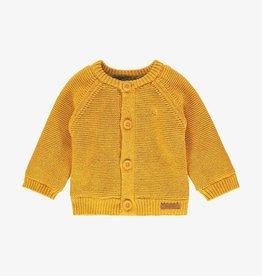Noppies Noppies Vest Lou Honey Yellow (maat 56)