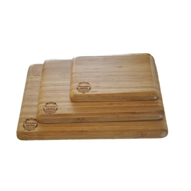 Bamboe Snijplank Groot