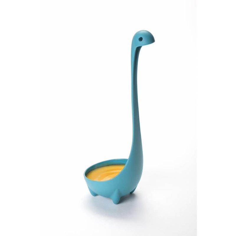 Nessie Soeplepel Turquoise