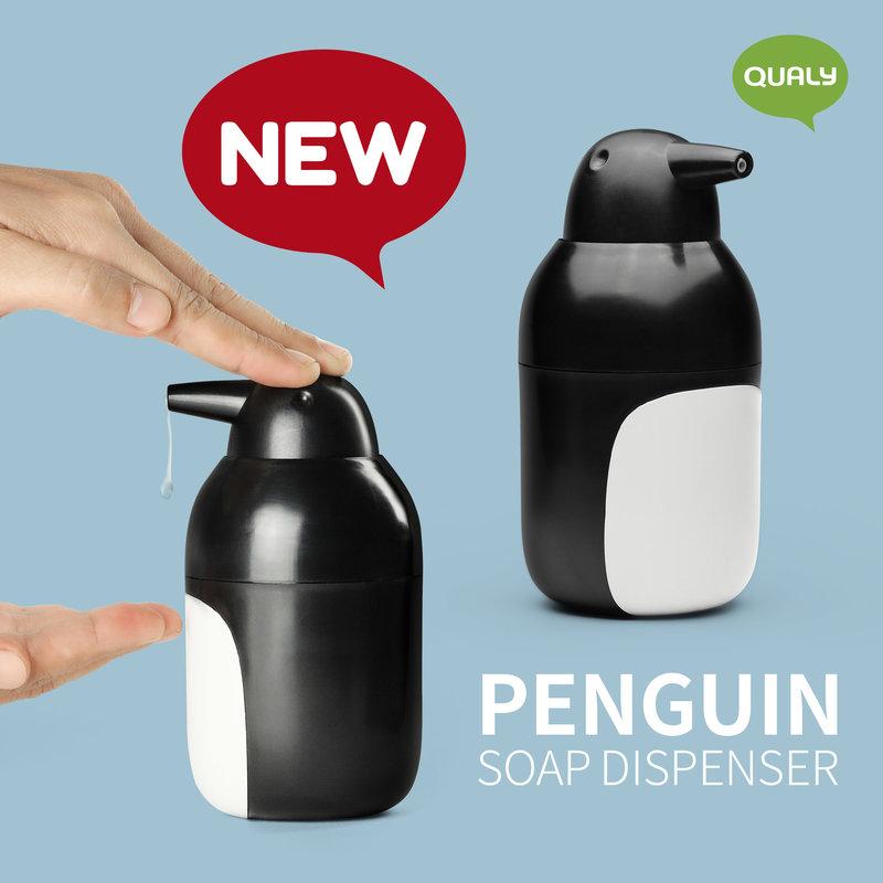 Qualy Pinguin Zeeppompje
