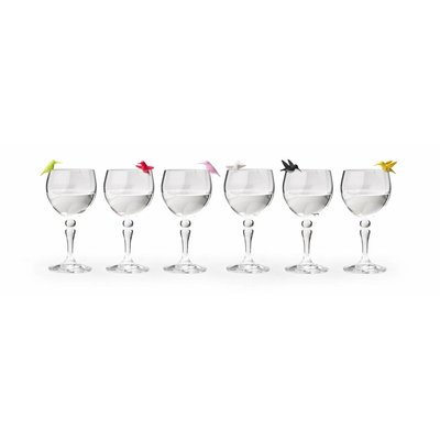 Qualy Kolibri Glas Herkenners