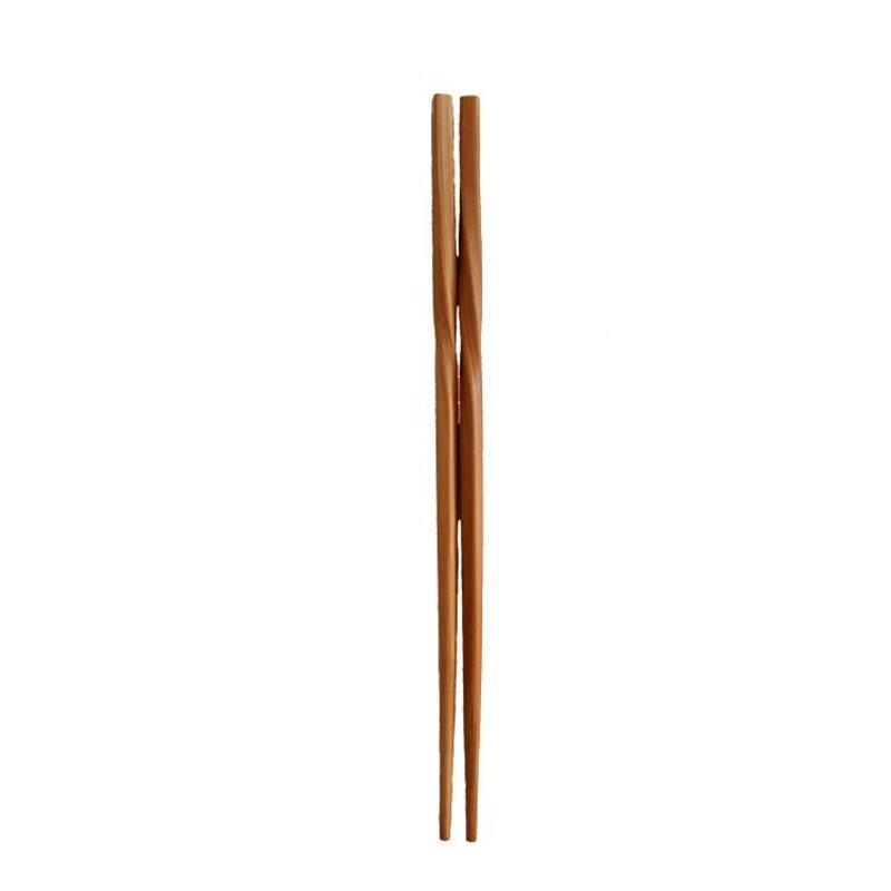 Bamboe Eetstokjes gedraaid