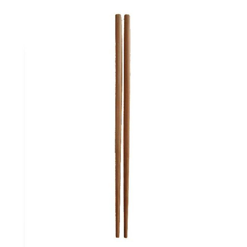 Bamboe eetstokjes recht
