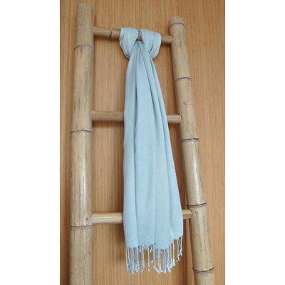 Bamboe Sjaal Lichtgroen