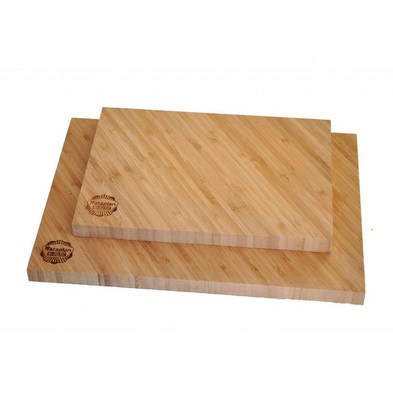 Bamboe Snijplank Diagonaal Groot