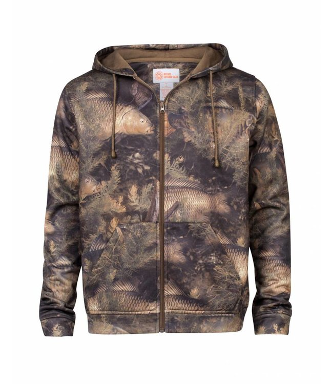 Fishouflage Carp Sweater
