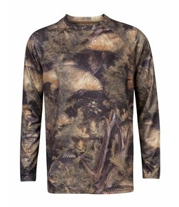 Fishouflage Carp Long Sleeve Shirt