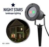 Laser Light - Night Stars Motion