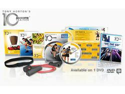DVD Tony Horton's 10 Minute Trainer