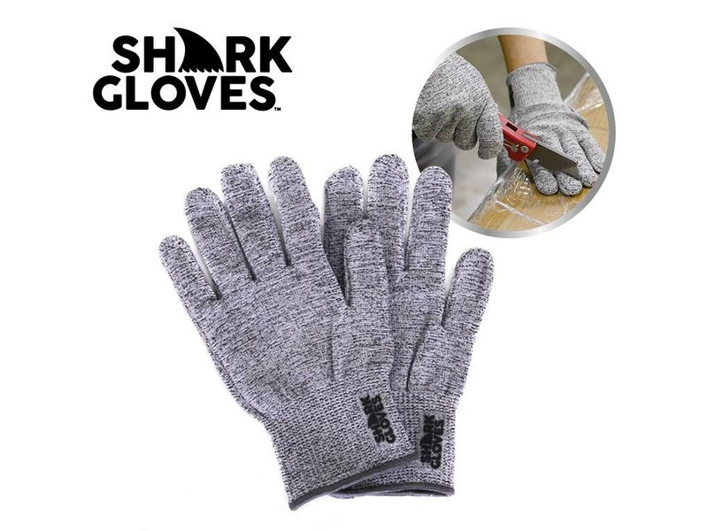 Cut Resistant Shark Gloves
