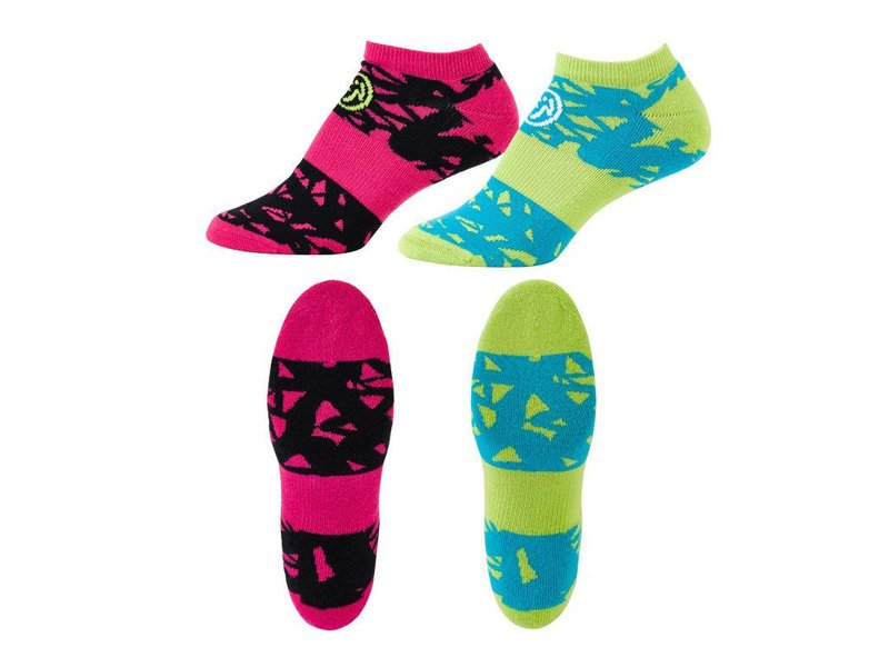 Zumba Compress Socks Set maat 38-42