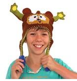 Flipeez Hat Huggy the Monkey