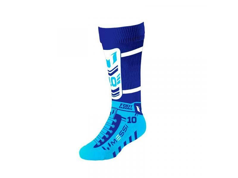 Foot Bubbles Jumbo Socks Messi