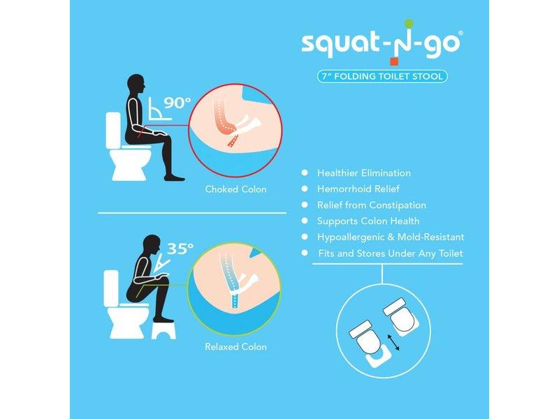 Magnificent Squat N Go Black Wezan Nl Cjindustries Chair Design For Home Cjindustriesco