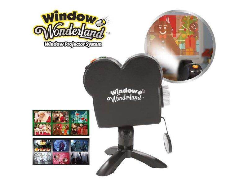 Star Shower Window Wonderland