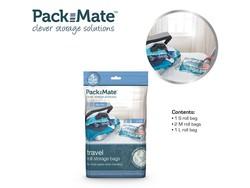 Packmate Vacuum Travel Bag Set 4 pcs.