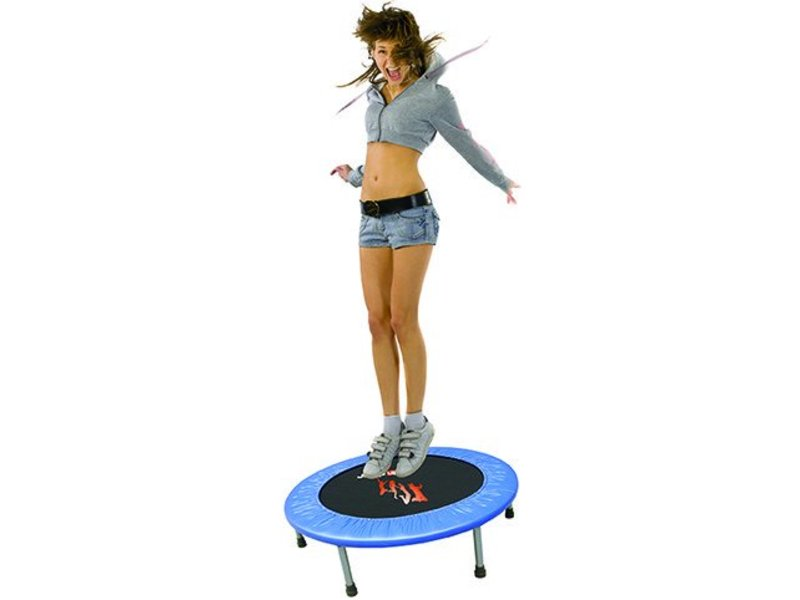 Booming Fitness Jump Up Trampoline
