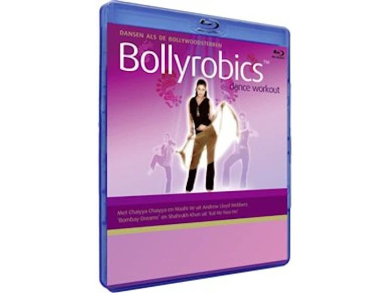 Blu-Ray Bollyrobics Dance Workout