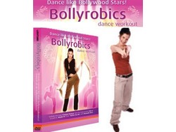 DVD Bollyrobics Dance Workout