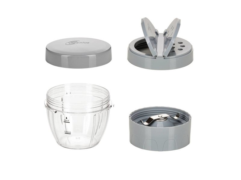 Feelvita Nutri Mixer Upsell - Grinding set