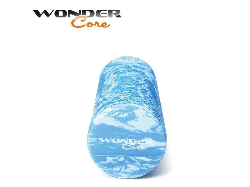 Wonder Core Foam Roller - 90 cm - Blue Marble