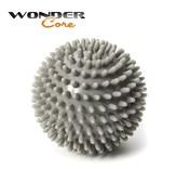 Wonder Core Spiky Massage Ball - 9 cm - Grey