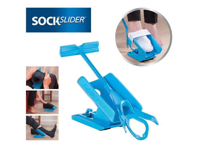 Sock Slider Dressing Aid