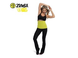 Zumba Hot Belt (Yellow)