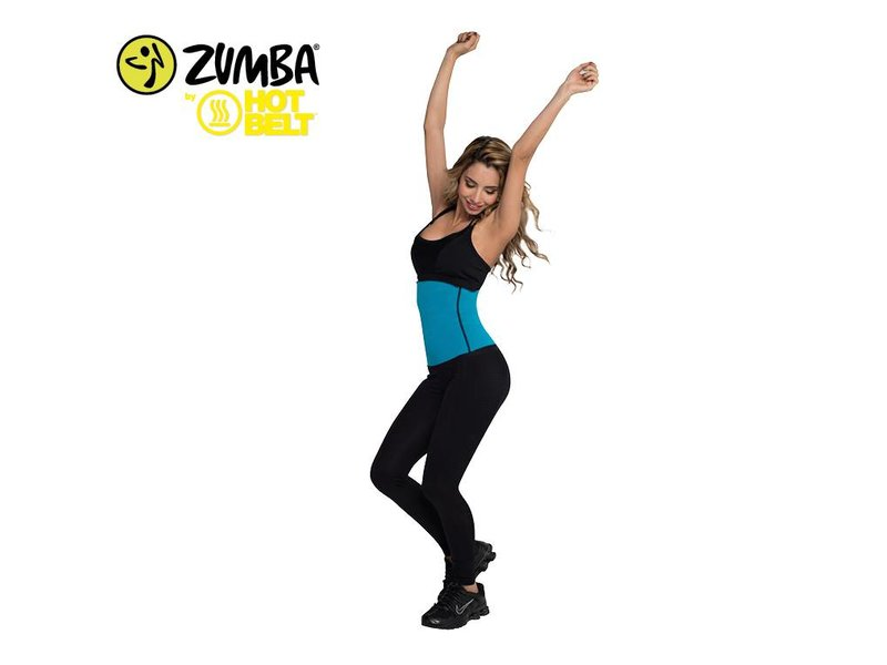 Zumba Hot Belt (Blue)